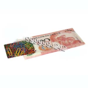 Money Exchange Cards Poker Cheat Device For Changing Cards