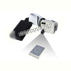 Poker Scanner Advanced High Speed Auto Sensor Button Camera