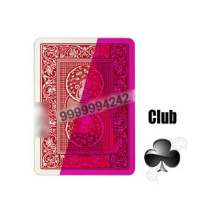 Invisible Paper Poker Playing Cards Spy Playing Cards For Entertainment
