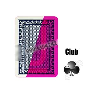 Modiano Four Plastic Jumbo Playing Cards Invisible Ink Poker Cheating Devices