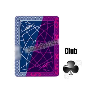 Gamble Cheat Poker Italy Aereo Club Plastic Invisible Playing Card