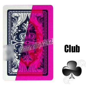 China Wang Guan 828 Invisible Playing Cards For Poker Games, Bridge Size