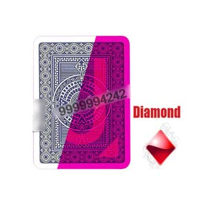Italian Modiano Platinum Acetate Poker Plastic Marked Playing Cards