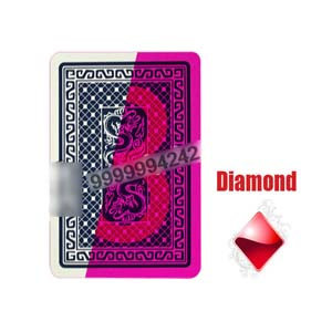 Professional Magic Props Italian Paper Dal Negro Standard Marked Playing Cards