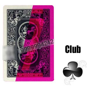 China Zheng Dian 8845 Invisible Paper Playing Cards Poker Games Use