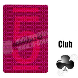 China Yao Ji 258 Paper Marked Invisible Playing Cards For Magic Show