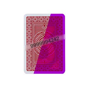 Paper Cards Ideas 72 Invisible Playing Marked Cards For Casino Games