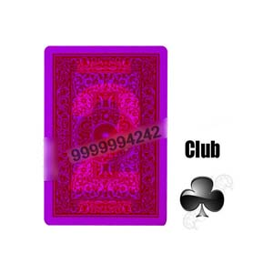 China 100% Plastic Four Index Jumbo Poker Marked Playing Cards For Poker Cheat